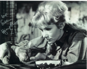 Susan Hampshire - Genuine Signed Autograph 10306